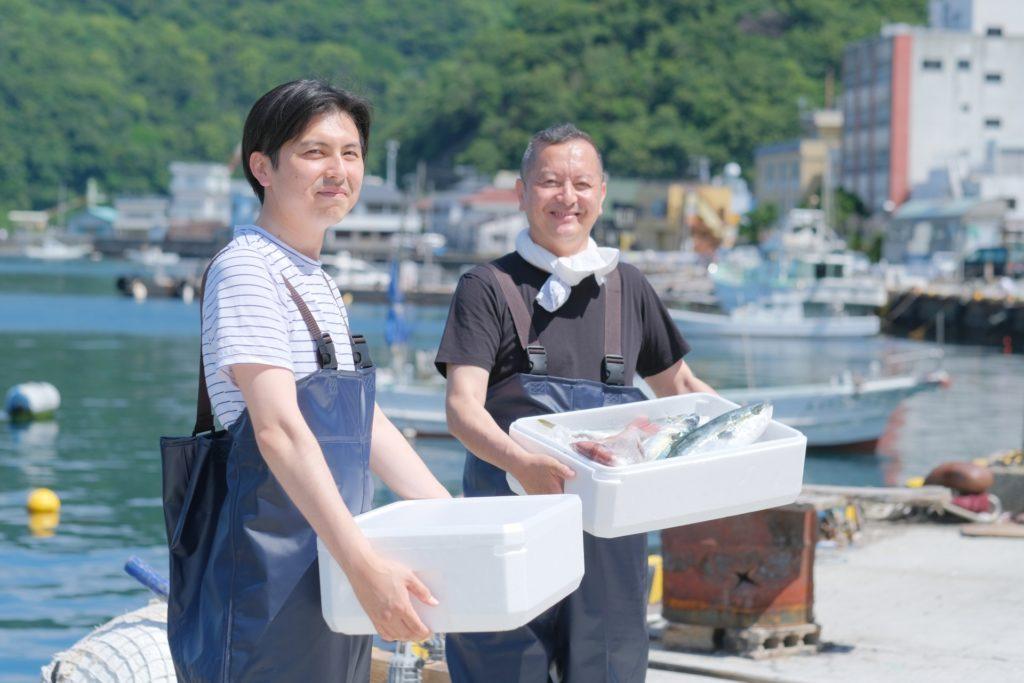 嫁募集中の漁師と婚活で結婚する方法【嫁いで良かったことも】